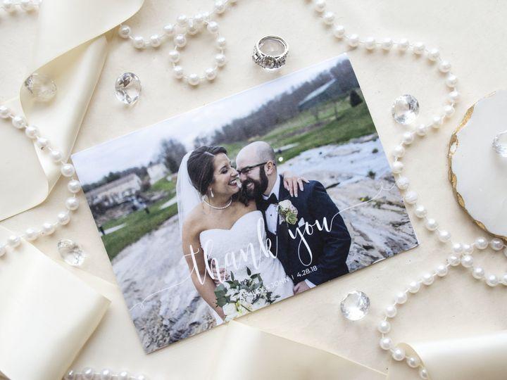 Tmx Ashleythankyou1 51 977448 Hawthorne, NJ wedding invitation