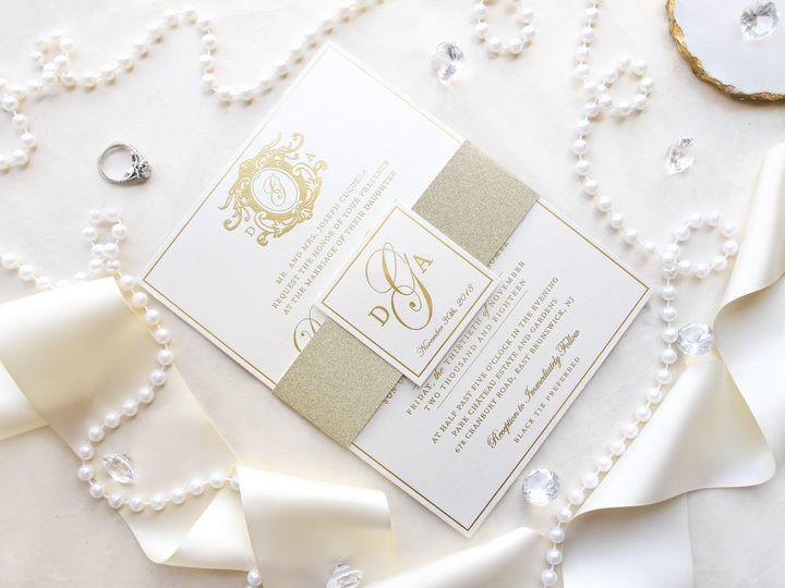 Tmx Deannaandanthony2 51 977448 Hawthorne, NJ wedding invitation