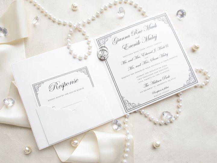 Tmx Gianna2 51 977448 Hawthorne, NJ wedding invitation