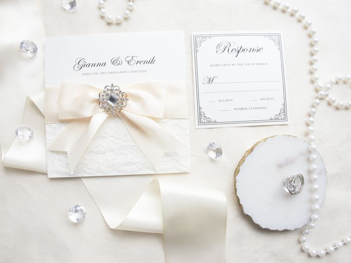 Tmx Gianna 51 977448 Hawthorne, NJ wedding invitation