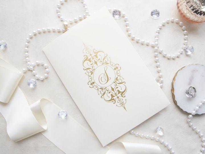 Tmx Kandice3 51 977448 Hawthorne, NJ wedding invitation