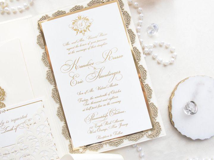 Tmx Kandice 51 977448 Hawthorne, NJ wedding invitation