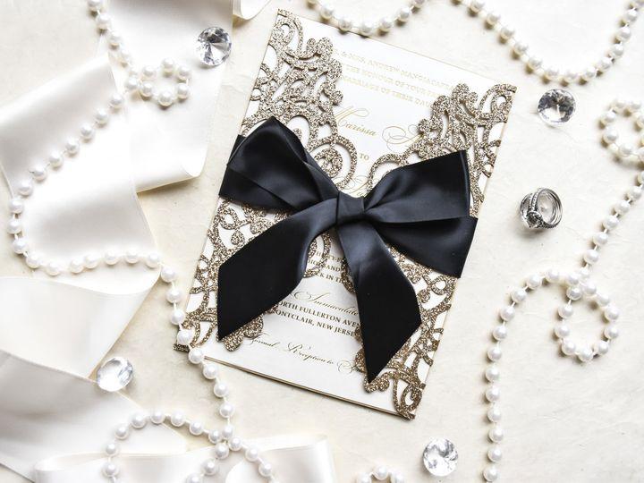 Tmx Marissa1 51 977448 Hawthorne, NJ wedding invitation