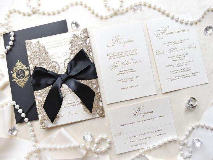 Tmx Marissa3copy 51 977448 Hawthorne, NJ wedding invitation