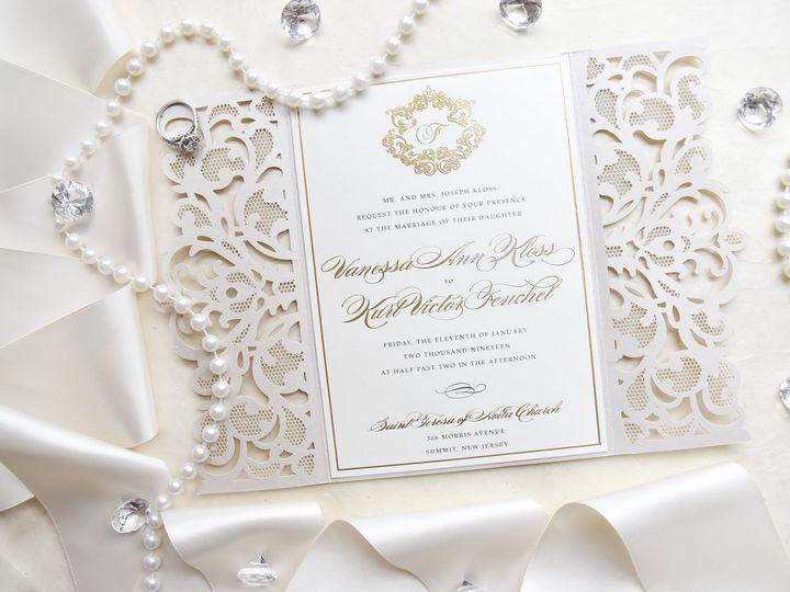 Tmx Vanessaandkurt1 51 977448 Hawthorne, NJ wedding invitation
