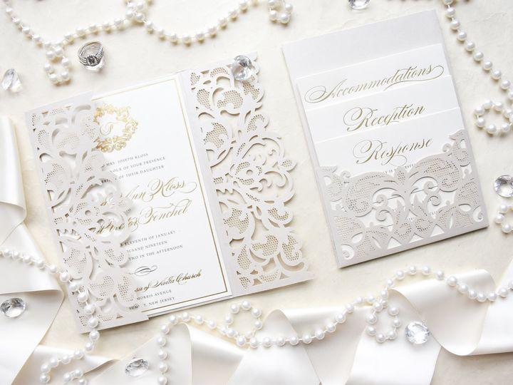 Tmx Vanessaandkurt3 51 977448 Hawthorne, NJ wedding invitation