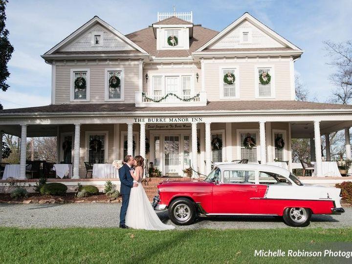 Tmx 1484351450696 Demeyerharridancemichellerobinsonphotographyaninti Gibsonville, NC wedding venue