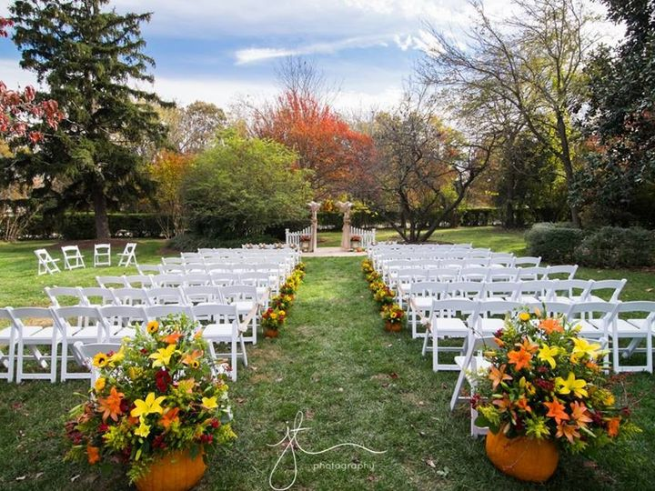 Tmx 1484352339225 Boggsgarden2 Gibsonville, NC wedding venue