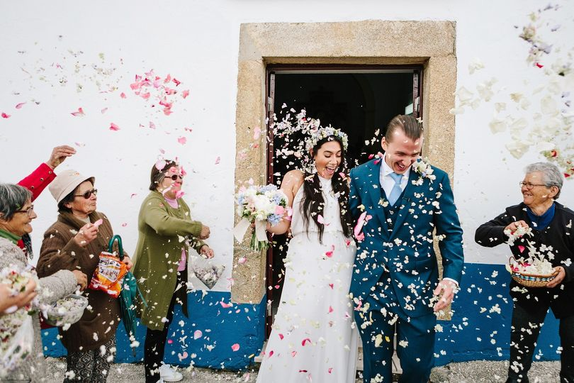 Local Confetti in Portugal