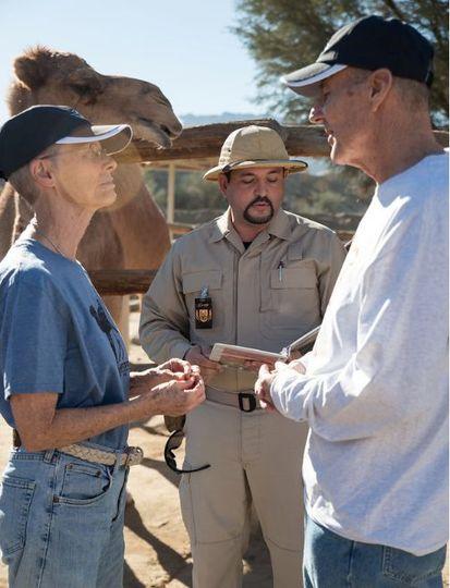 'Camel'lot vow renewal