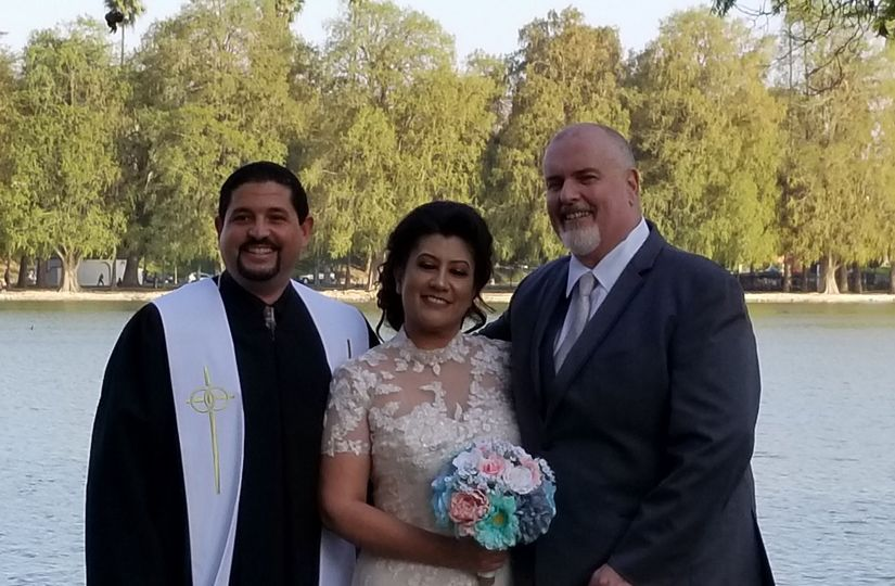 15th anniversary vow renewal