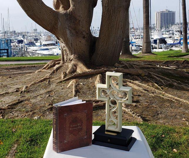 Unity cross ceremony