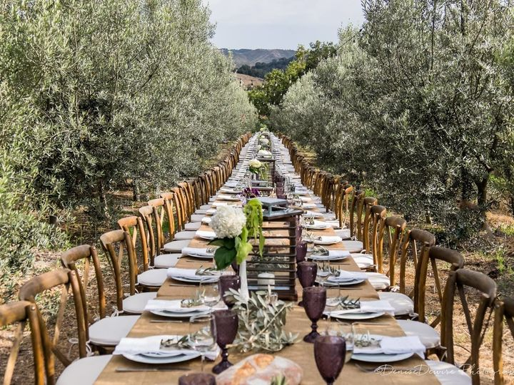 Tmx 1526632229 B9569700c9666c52 1526632227 04291526a592c831 1526632223583 7 S8 Santa Paula wedding catering