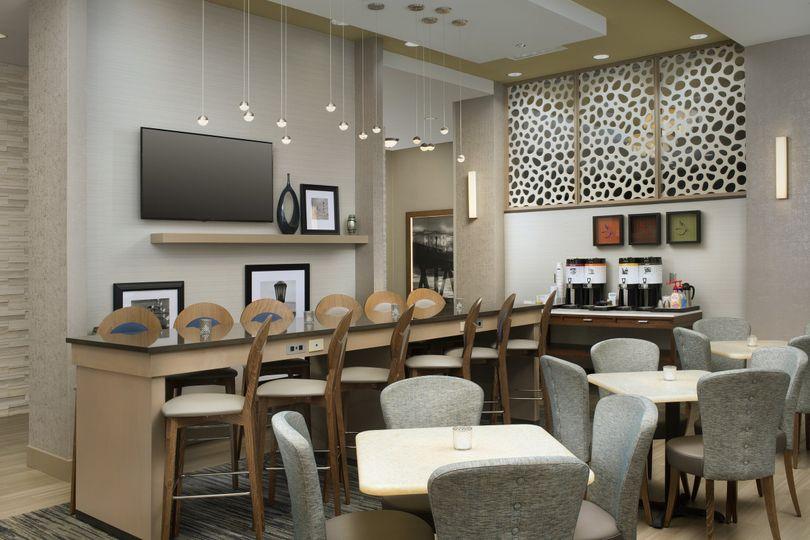 Modern and Spacious Lobby