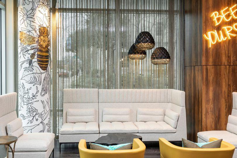 Hiveaway Event Room