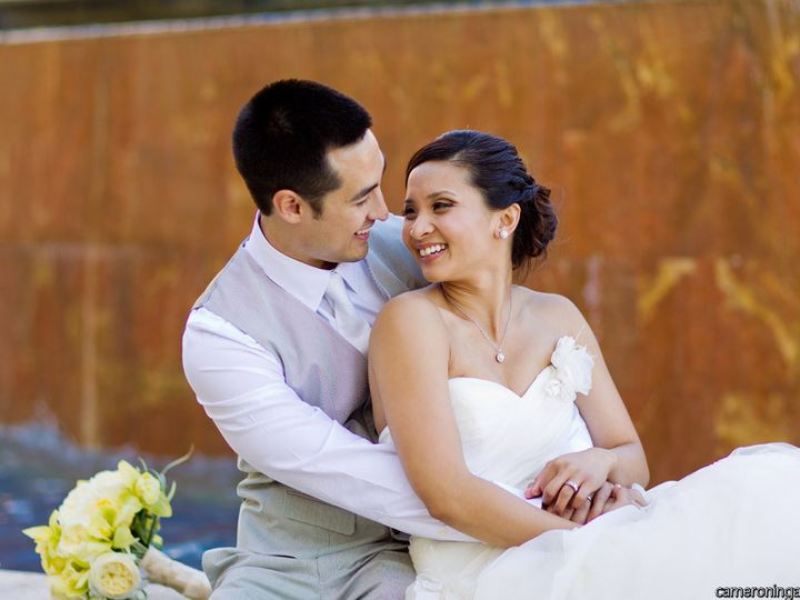 Tmx 1416530080004 Sisonnakamotocameroningallsincnakamoto438 Los Angeles, CA wedding beauty