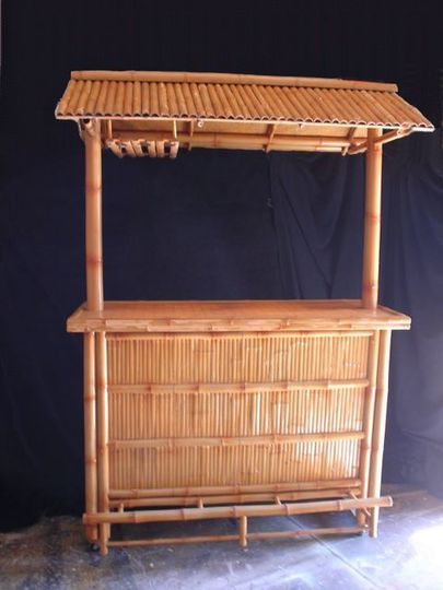 Wooden stall