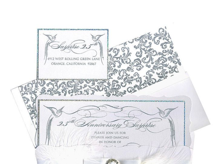 Tmx 1449088506553 As2 Little Falls, NJ wedding invitation