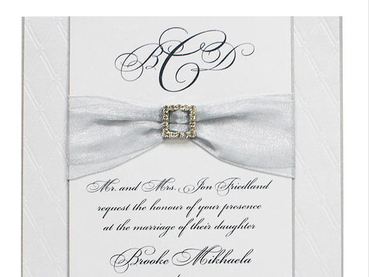 Tmx 1449088521220 As4 Little Falls, NJ wedding invitation