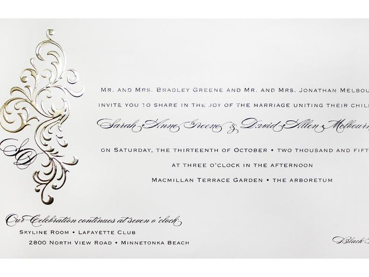 Tmx 1449088534363 As6 Little Falls, NJ wedding invitation