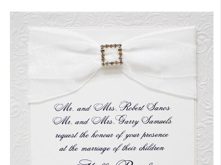 Tmx 1449088597549 As14 Little Falls, NJ wedding invitation