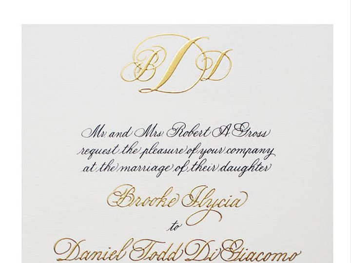 Tmx 1449088610560 As16 Little Falls, NJ wedding invitation
