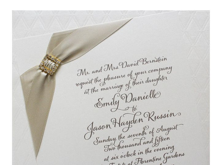 Tmx 1449088624910 As19 Little Falls, NJ wedding invitation