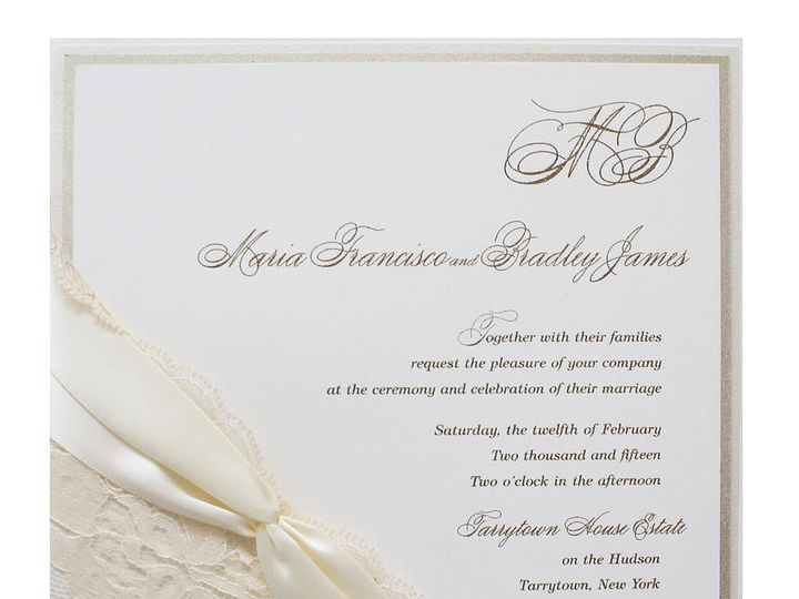Tmx 1449088645458 As22 Little Falls, NJ wedding invitation