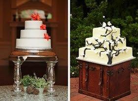 Tmx 1372444917419 Sbg Orchidsbranches Raleigh wedding cake