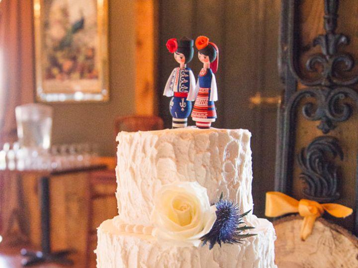 Tmx 1374284145033 Viva.spackled 2013 Raleigh wedding cake