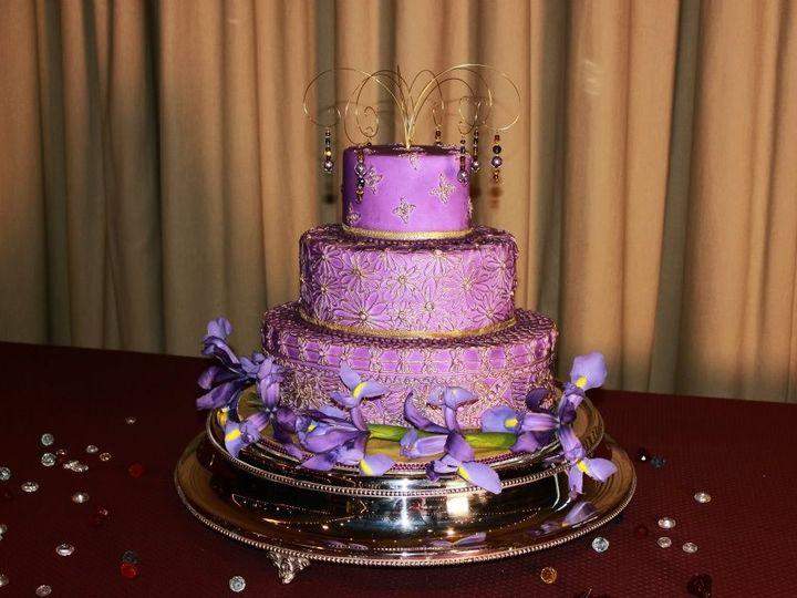 Tmx 1375492732309 30488540838364919847188128619n Raleigh wedding cake