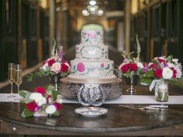 Tmx 1449704735421 Kentucky Derby Raleigh wedding cake