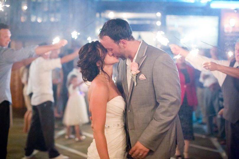 paul and nikki s wedding reception toasts dancing