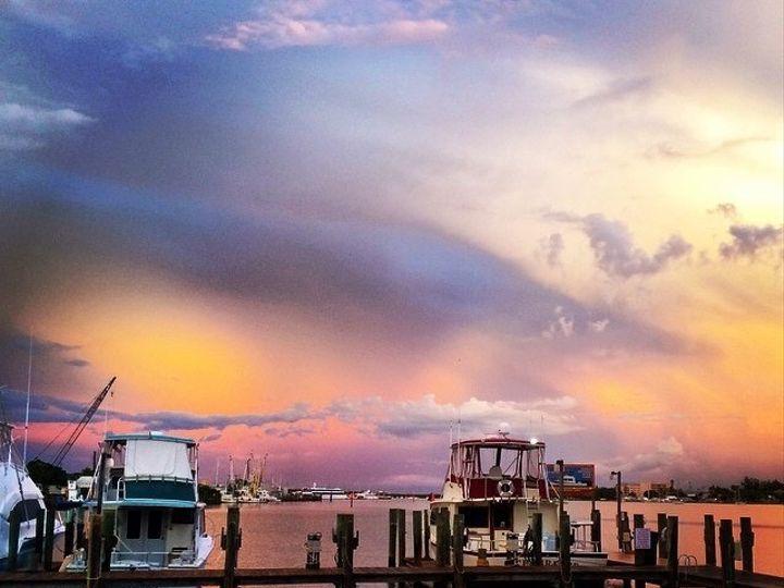 Tmx 1442534599359 Paintedshrimpboat Fort Myers Beach wedding venue