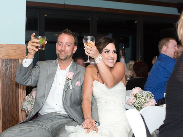 Tmx 1442535085391 Paul And Nikki S Wedding Reception Toasts Dancing  Fort Myers Beach wedding venue