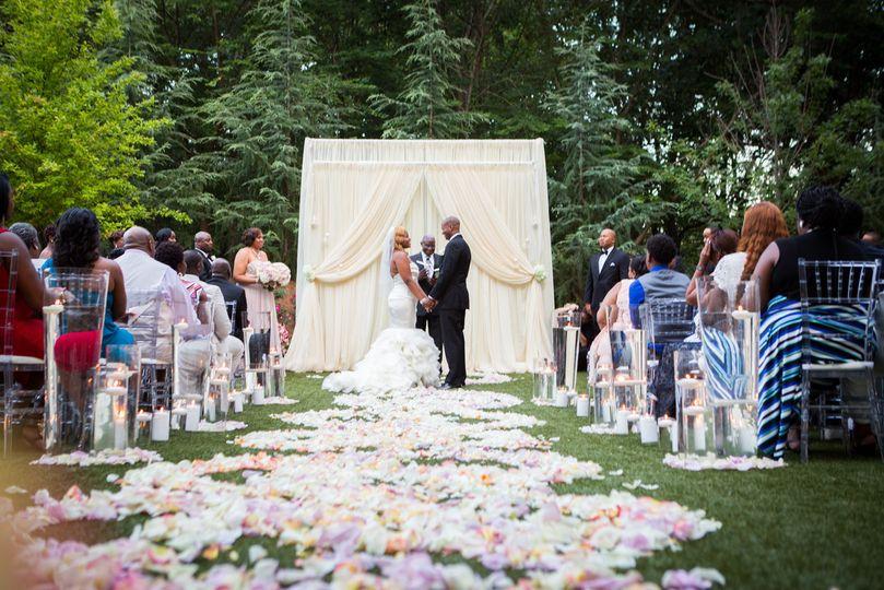 Lugener's Affair Wedding Design