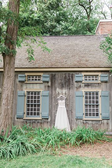 Private bride's cottage
