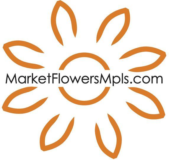 MarketFlowersMagnetLogo