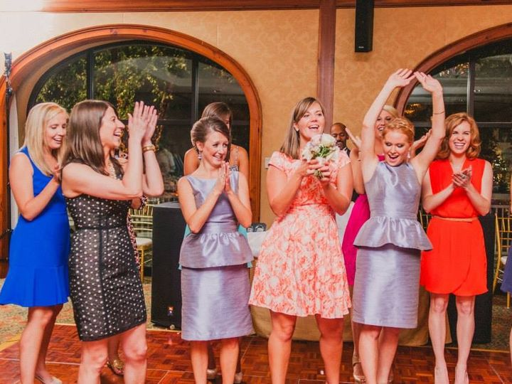 Tmx 1425549310269 Shelby  Millers Wedding Boquet Toss Greensboro, NC wedding dj