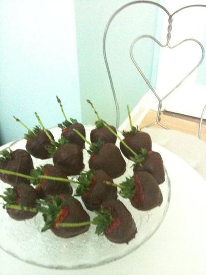 Champagne & Strawberries for Spa Party capacity 4 people