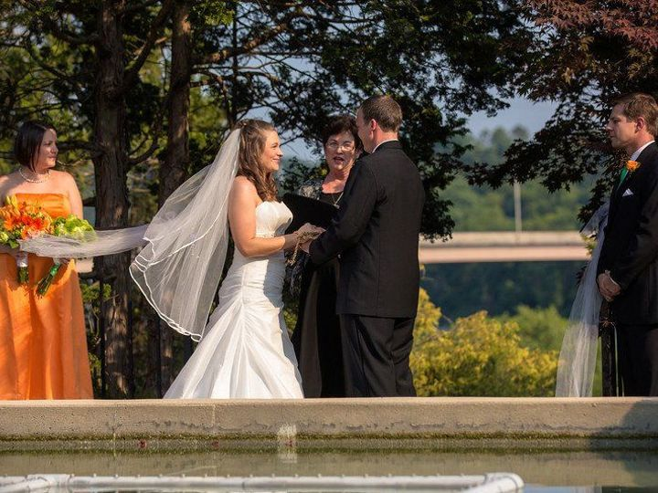 Tmx 1483976059 B53e68db360fbe88 1346025835946 OLaughlin8 Knoxville, Tennessee wedding officiant