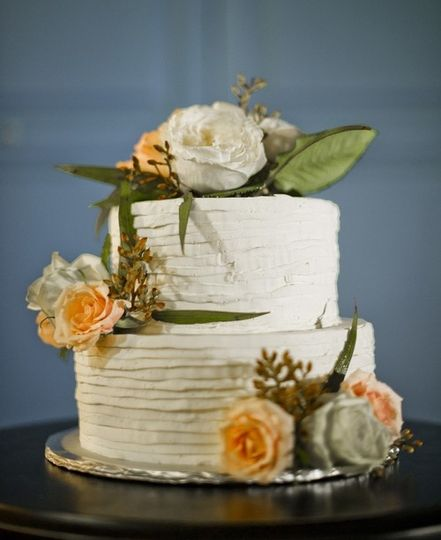 Rose cake - Queen of Tarts