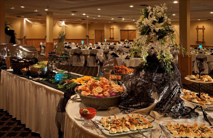 catered wedding copy