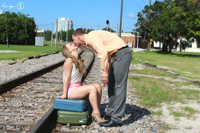 Ybor City Engagement