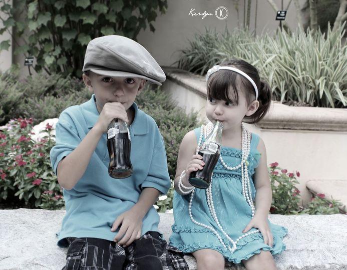 children & candids