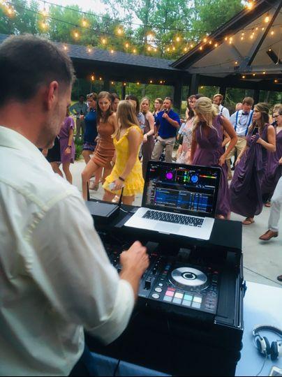 Dance Floor Rockin!