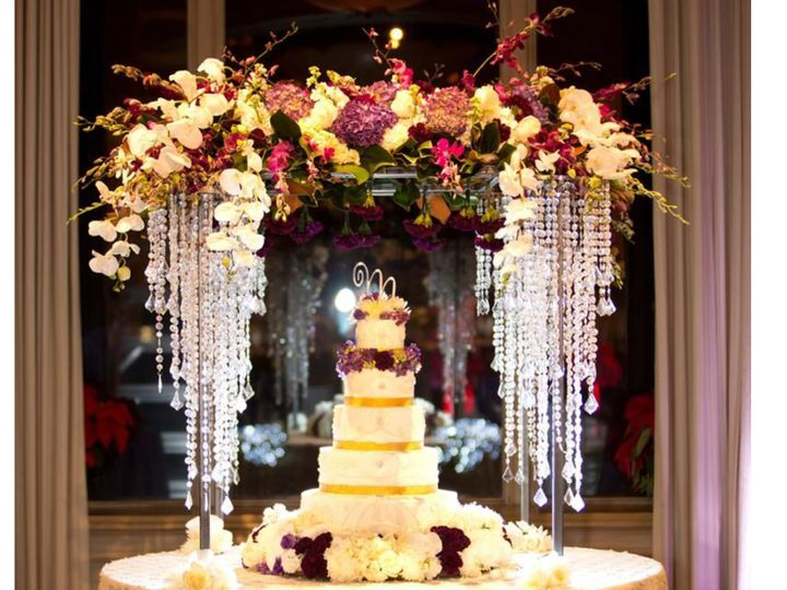 Tmx 1500390017903 Cake Table Decor Taylors, SC wedding eventproduction
