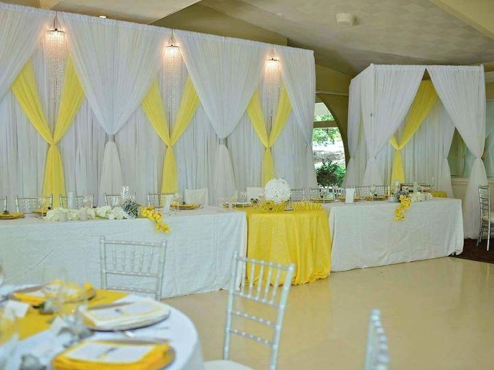 Tmx 1500390670772 Yellow Table Taylors, SC wedding eventproduction