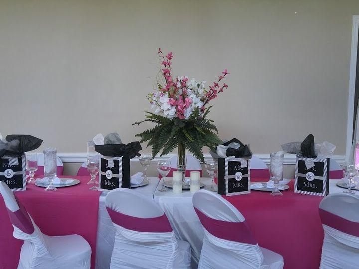 Tmx 1505082142450 Fushia.jpg1 Taylors, SC wedding eventproduction