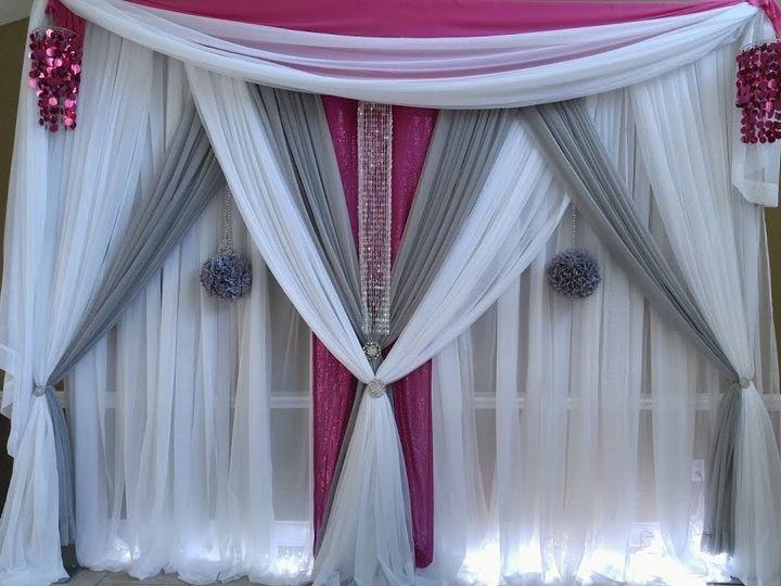 Tmx 1505082170800 Fushia.jpg5 Taylors, SC wedding eventproduction